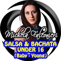 SALSA & BACHATA UNDER 16 (BABY E YOUNG)
